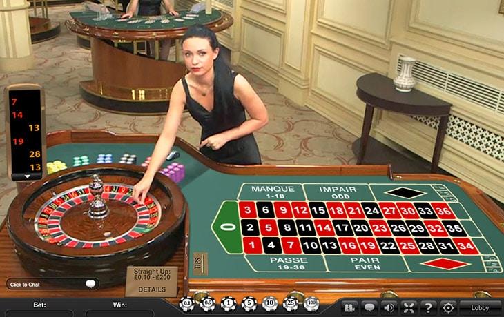 casino live donna