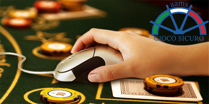 casino online certificasti aams